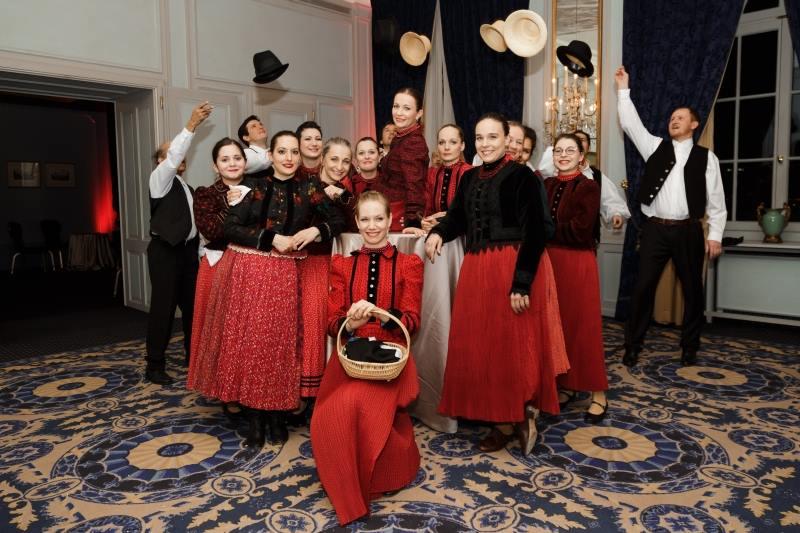 Pannonia - Danses Hongroises